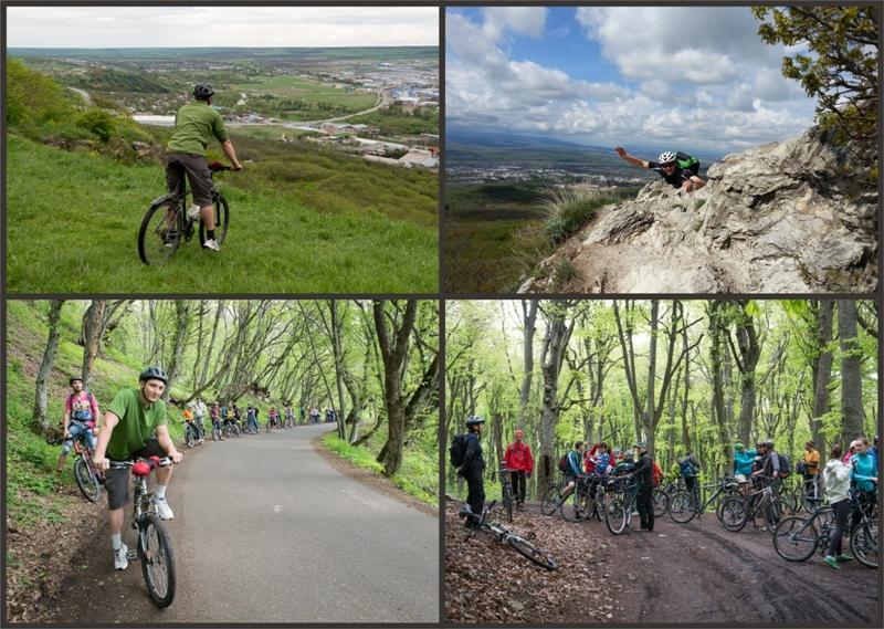 велотур выходного дня в Пятигорск 3
