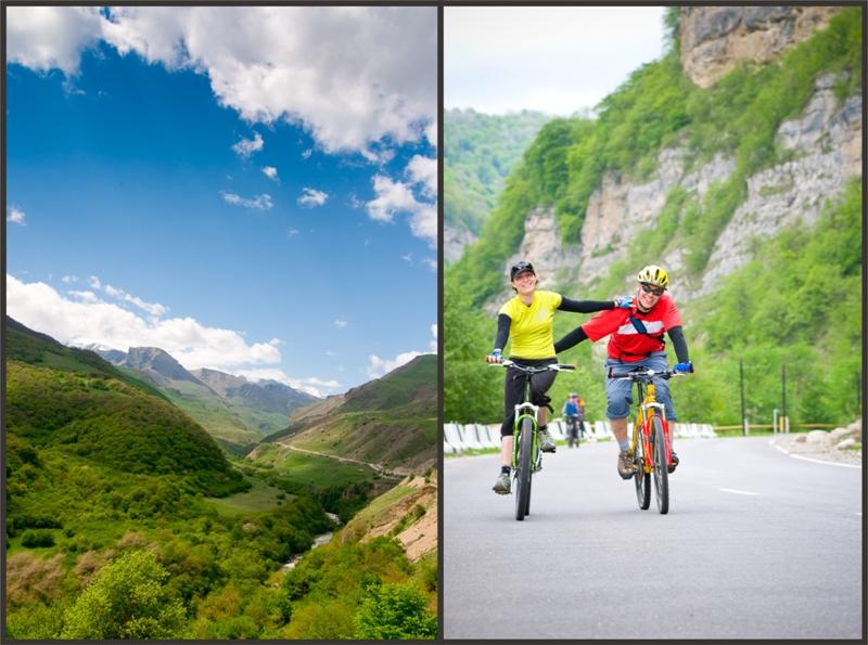 велотур выходного дня в Пятигорск 5