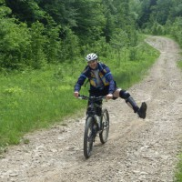 Мезмай велосипедный
