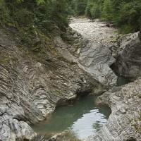 Оштен - Усть-Сахрайские водопады