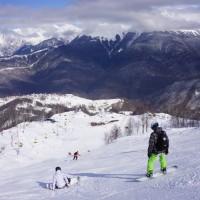 зимний отдых Красная Поляна