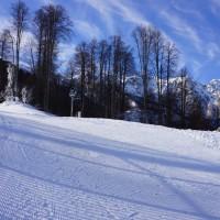 открытие горнолыжного сезона