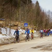 велопоход Адыгея