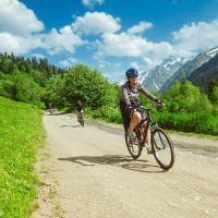 велотур на выходные Архыз