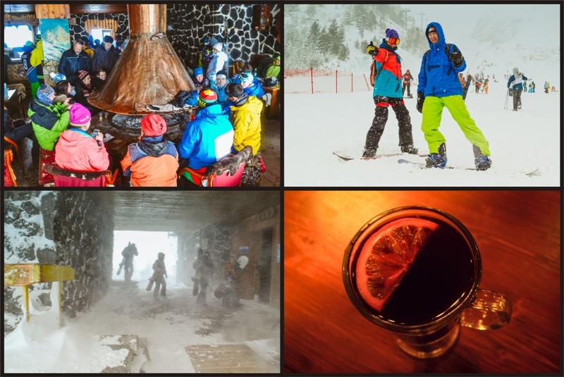 горнолыжный тур Эльбрус 2