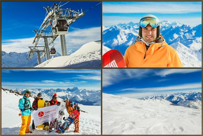 горнолыжный тур Приэльбрусье 3