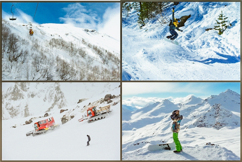 горнолыжный тур Приэльбрусье 4