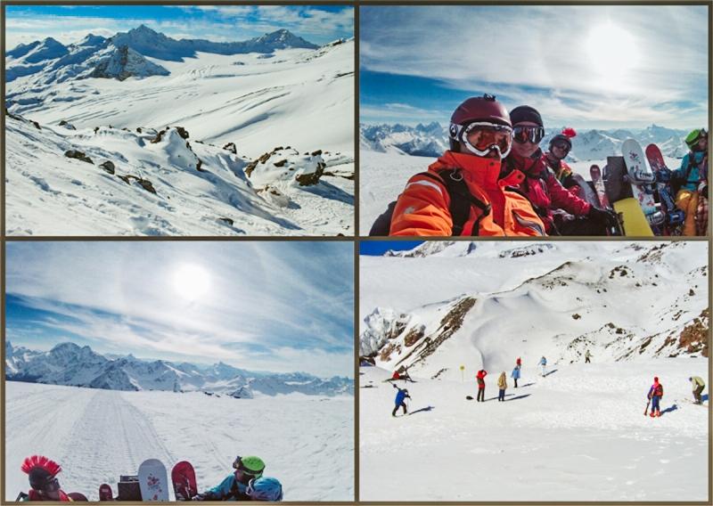 горнолыжный тур Приэльбрусье 5