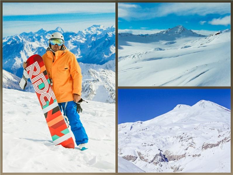 горнолыжный тур Приэльбрусье 7