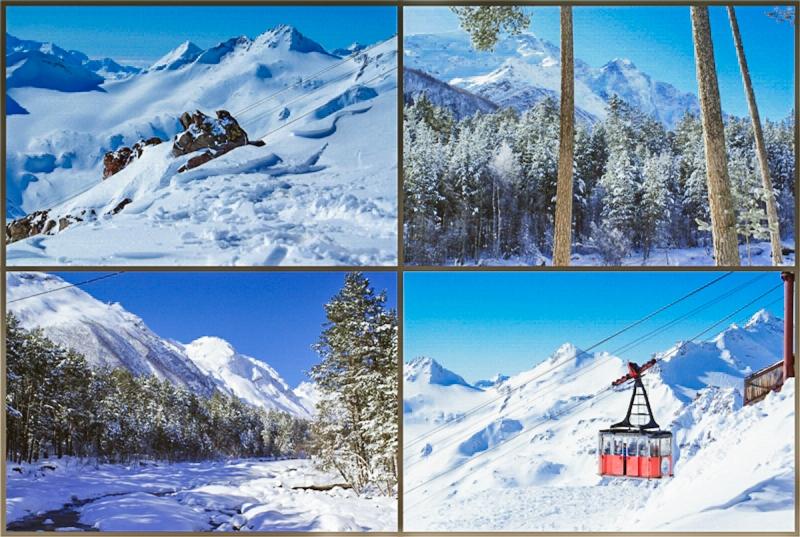 горнолыжный тур Приэльбрусье 8