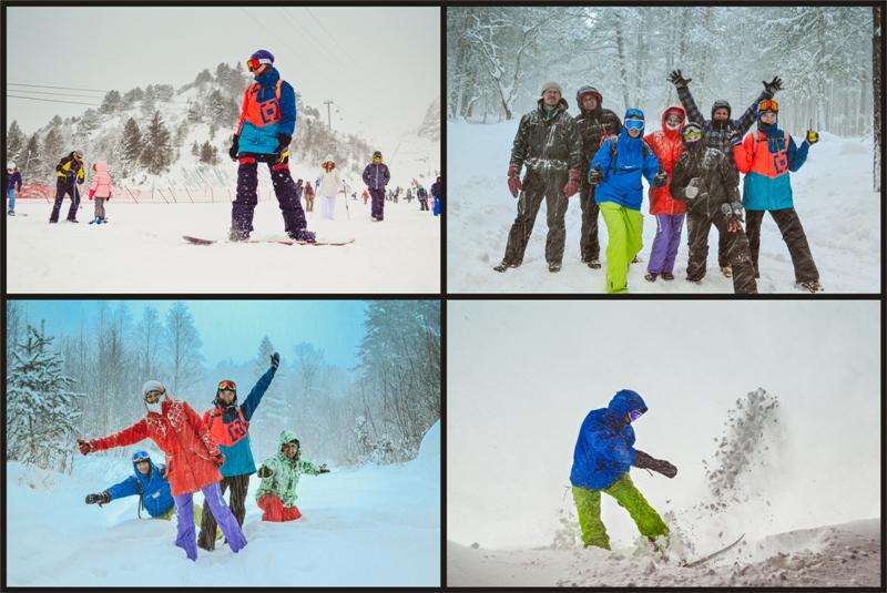 горнолыжный тур Эльбрус 3