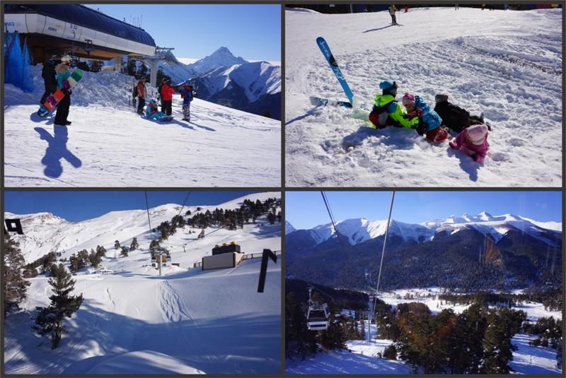 горнолыжный тур в Архыз 7