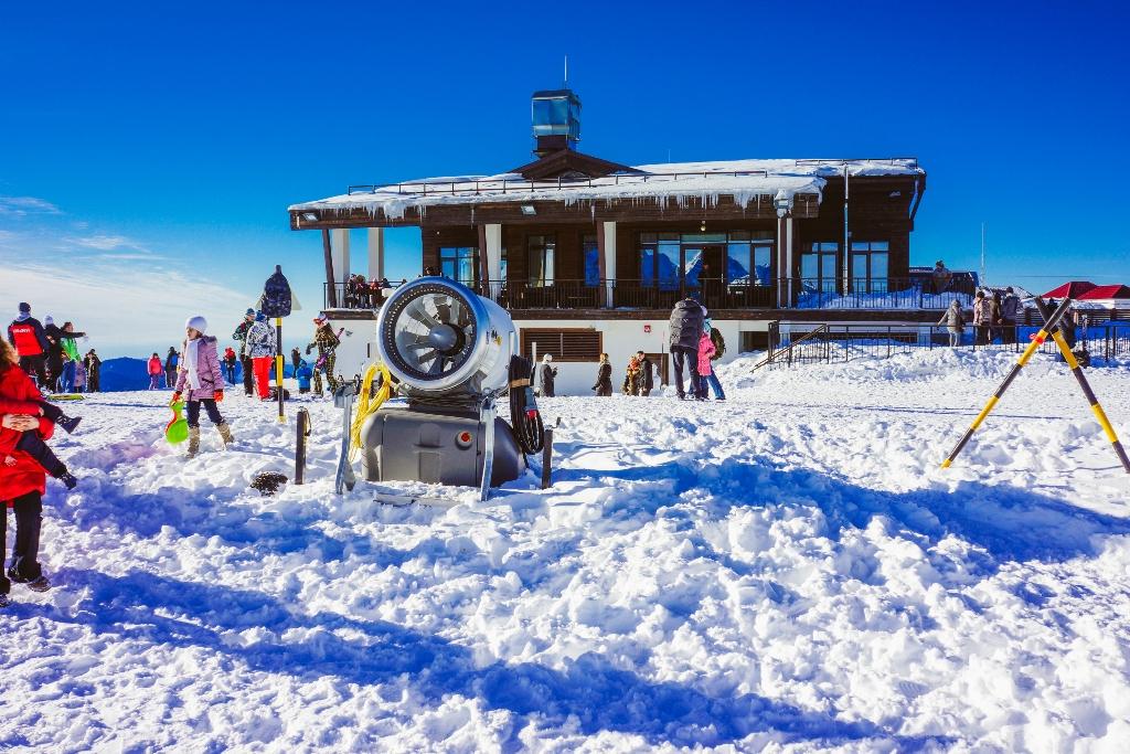 горнолыжный тур Красная Поляна