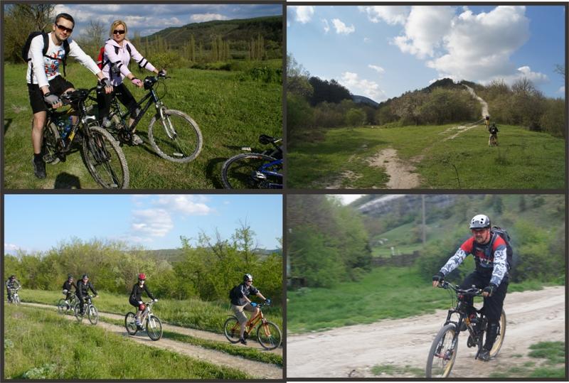 велотур в Крым бахчисарай 4