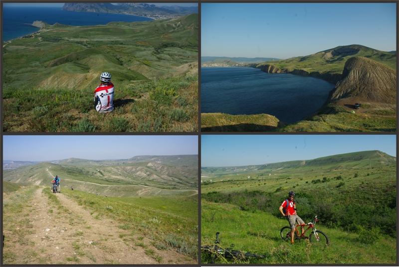 велотр в Крым Коктебель6