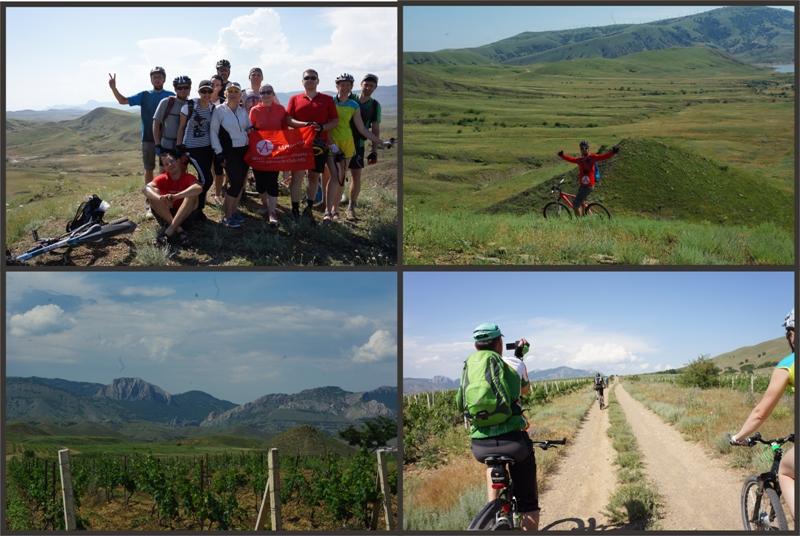 велотур в Крым солнечная долина 2