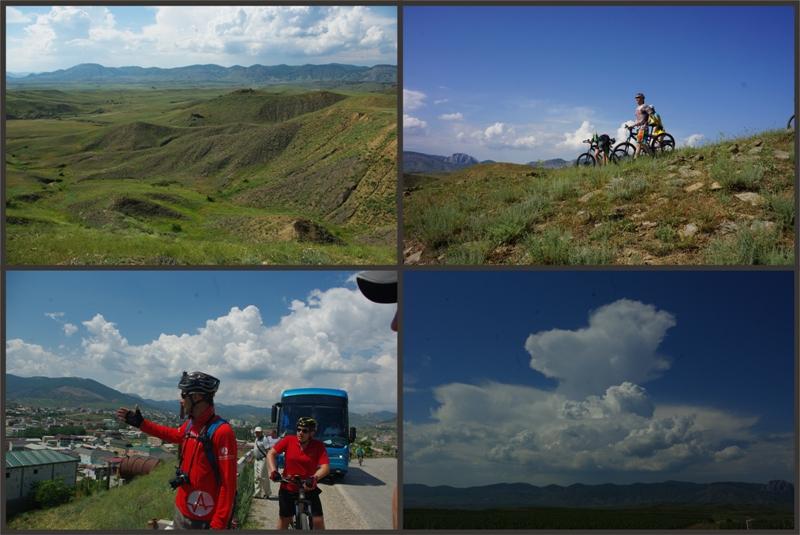 велотур в Крым солнечная долина1