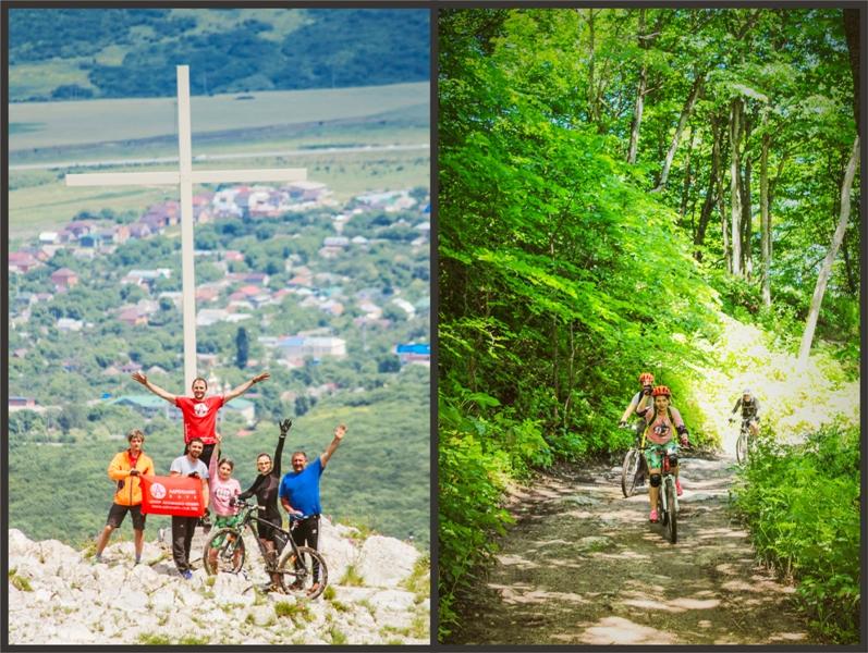 велотур выходного дня Кисловодск