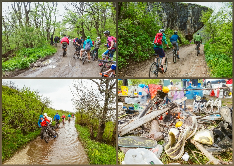 велотур выходного дня в Пятигорск 1