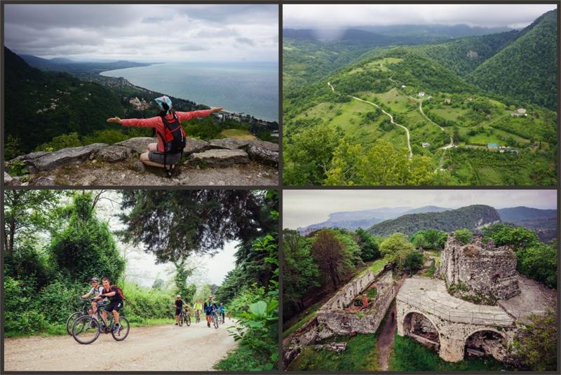 велотур в Абхазию3