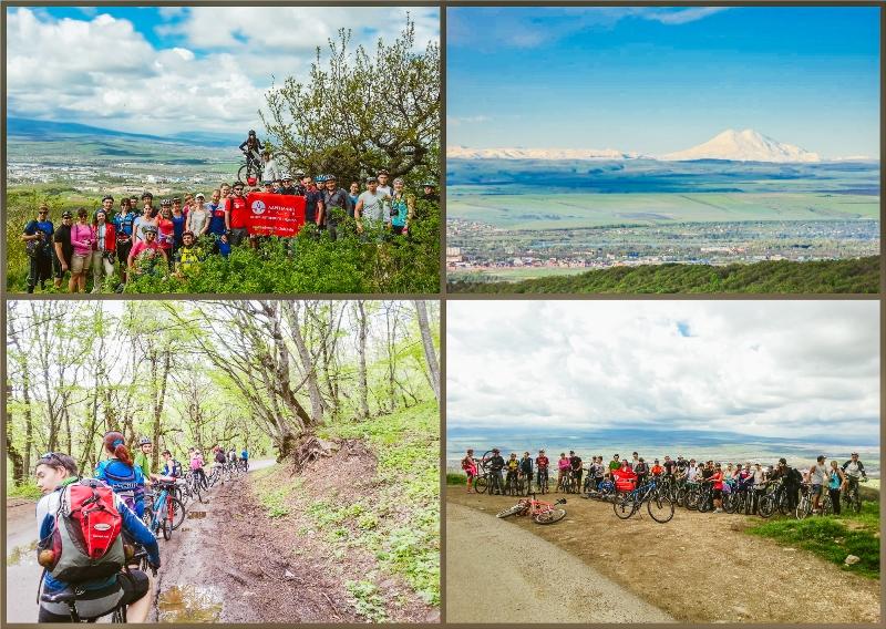 велотур выходного дня в Пятигорск 2