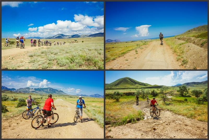 крым велотур солнечная долина 2