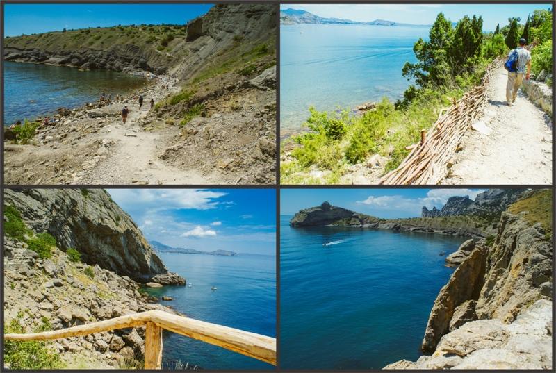 велотур Крым новый свет 3