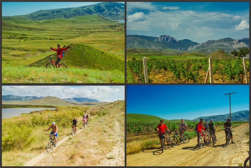 крым велотур солнечная долина 3