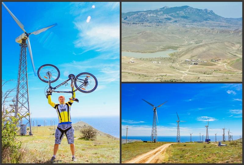 крым велотур солнечная долина 4
