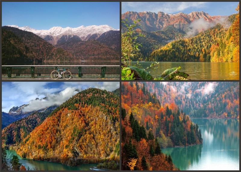 вело тур Абхазия - копия